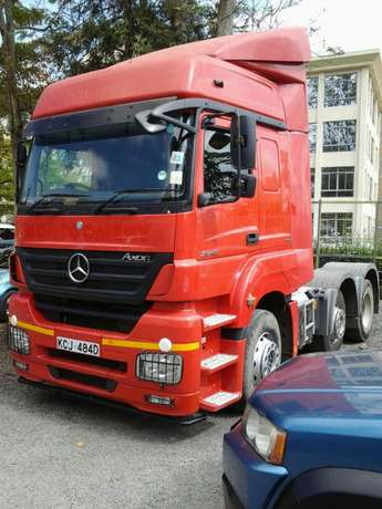Mercedez Actross Westlands - image 3