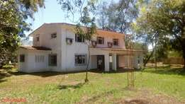 Nyali 3 bedroom House on 3 and half acre plot for rental