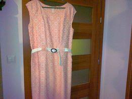 e5fb053442 nowa sukienka na wesele sylwestra metka rozmiar 46
