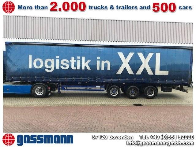 Meusburger MPS-3 Coilmulde/Edscha-Verdeck ca. 88m³, 7x - 2006