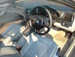 Second driven bmw 320d