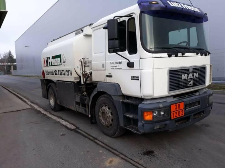 MAN T 32 /18.403 /ESTERRER / 12500 Liter - 1998