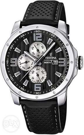 Original FESTINA watch for men, new with tag