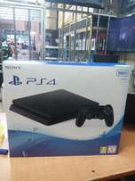 Ps4 slim 500gb. With SONY warrant card inside.can also be delivered