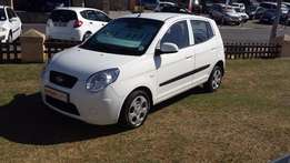 Kia Picanto 1.1 LX Aircon ( 2010 ) Excellent Condition - Light on fuel