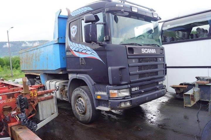 Scania R124 - 2001