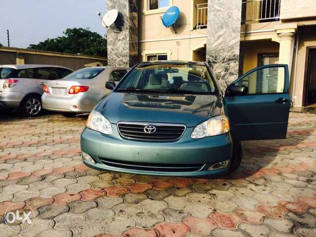 Just in from Canada Tokunbo Toyota Corolla LE 2006 model available for Amuwo Odofin - image 1