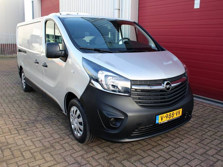 Opel Vivaro 1.6 CDTI Nieuwe Koelwagen Bank/Cruise L2 - 2018