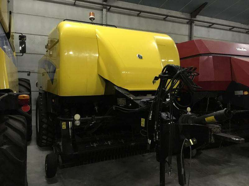 New Holland Bb9060 Rotor Cutter - 2010