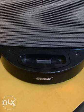 Bose SoundDocks Music System Made in Mexico جدة -  6