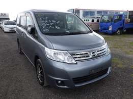 Nissan Serena new shape