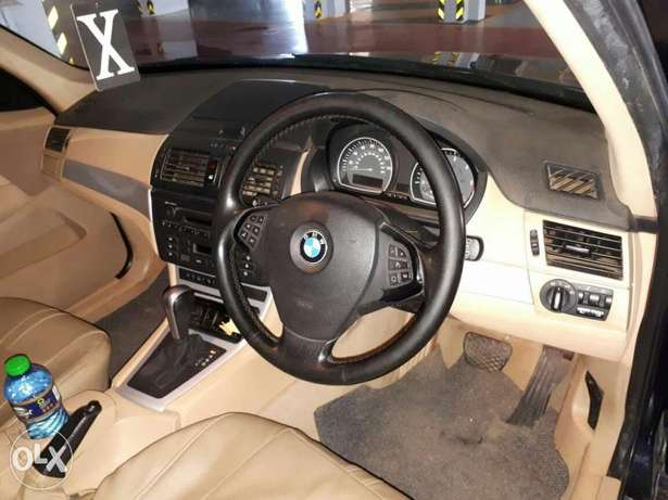 Bmw X3 Extremely clean well maintained unit Kbq auto diesel Nairobi West - image 4