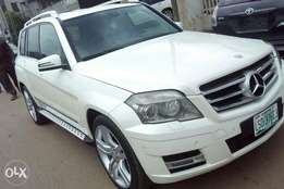 GLK 350 Benz jeep 2009 Good condition