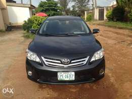 Registered Toyota Corolla - 2011