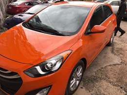 Stylish 2013 Hyundai Elantra With Great Mileage