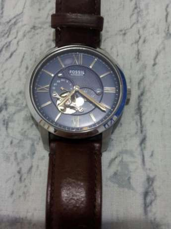 Fossil Automatic Watch+ Durban - image 1