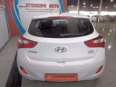 2012 hyundai i30 1.6 gls automatic in immaculate condition Johannesburg - image 6