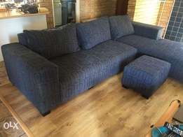 3m x 2m Daybed style Couch and ottoman FOR SALE