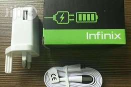 Infinix fast chirging