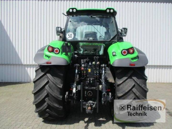 Deutz-fahr 7250 ttv warrior - 2015 - image 4