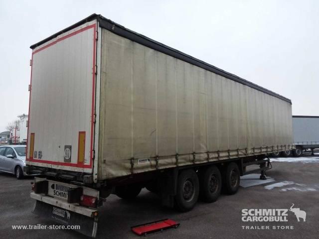 Schmitz Cargobull Semitrailer Rideaux Coulissant porte-bobines - 2008 - image 5