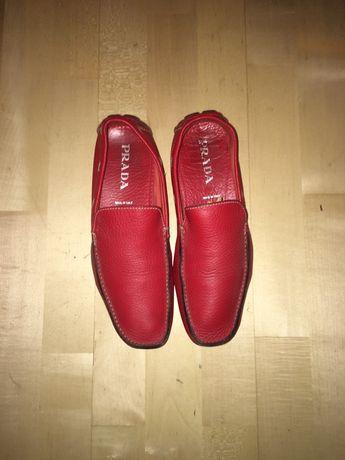 Мокасины Prada (ОРИГИНАЛ), 42р.  5 000 грн. - Мужская обувь Киев на Olx 6928e7a419f