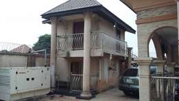 Brand new 4 bedroom bungalow with B/Q for sale at Sapele road by PZ.