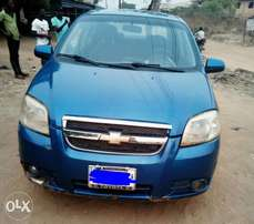 Clean used Chevrolet Aveo for sale at affordable price