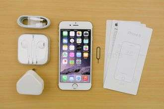 Iphone 6S (64gb) new, original, box sealed, warranted, free delivery Nairobi CBD - image 2