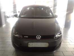 2012 VW Polo 6 1.4 Trendline for sell R110000