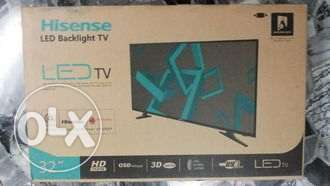 Hisense TV 32' new quick sale Nairobi CBD - image 1