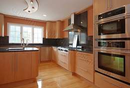 quality modern and affordable kitchen unit, bedroom cupboard and toile