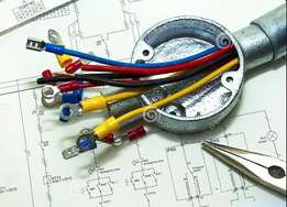 Registered Electrician with COC certificate