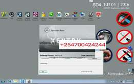 Offer!! Mercedes Benz diagnostic + free Training