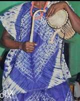 Learn To Play Talking-Drum