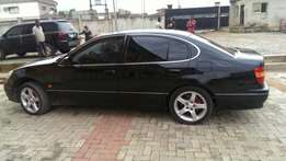 Superb tukumbo Lexus GS 300