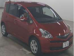 Foreign Used WINE RED 2009 Toyota, Ractis Petrol For Sale KSh930,000/=