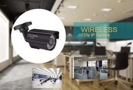 Wireless Outdoor 720P IP Camera- I477