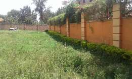 KISAASI: 100 by 100 for sale at 230m