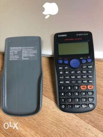 Scientific Calculator CASIO fx-82 ES PLUS