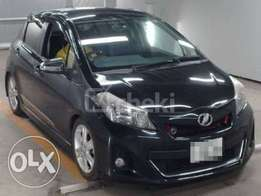 extremely clean Toyota Vitz manual transmission(2011)