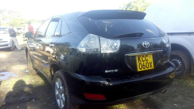 Toy Harrier 2.4ltr 2008 model Nairobi CBD - image 5