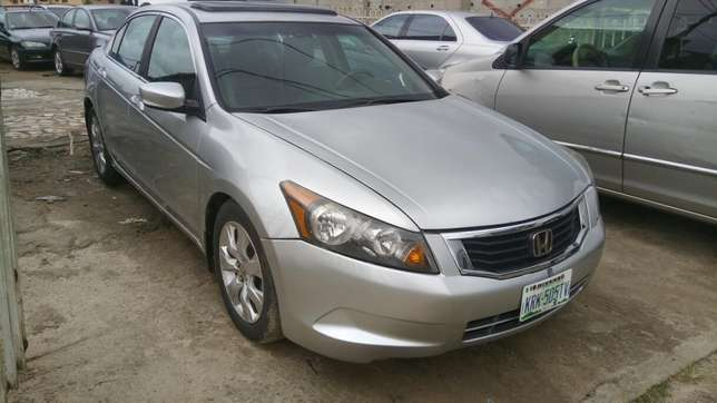 Super clean used Honda 2008 Port-Harcourt - image 1
