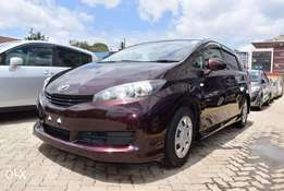 Toyota Wish, Year 2010, 1.8L, Valvematic, Super Clean