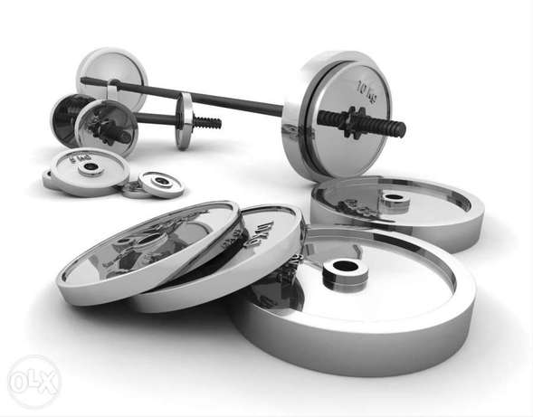 we deliver and sale gym weight plates Kampala - image 3