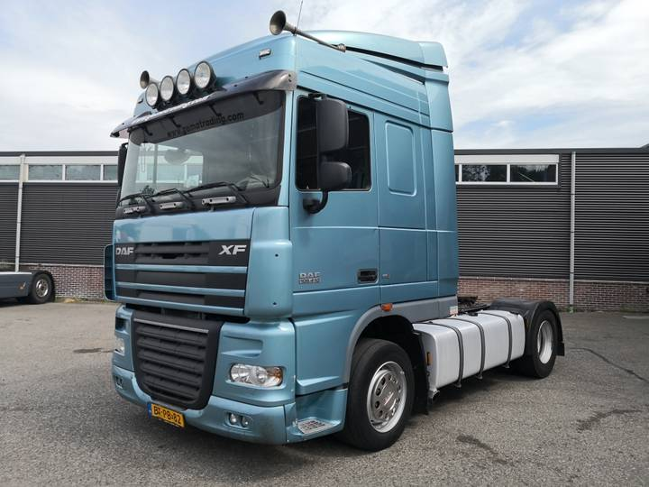 DAF FT XF 105.410 SpaceCab 4x2 Euro 5 - Fridge - 2008