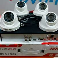 Online to smartphone hd kit/4cctv complete package