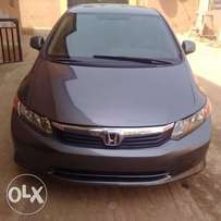 Very Clean 2012 Honda Civic Toks Echo system For Jst 3.650m