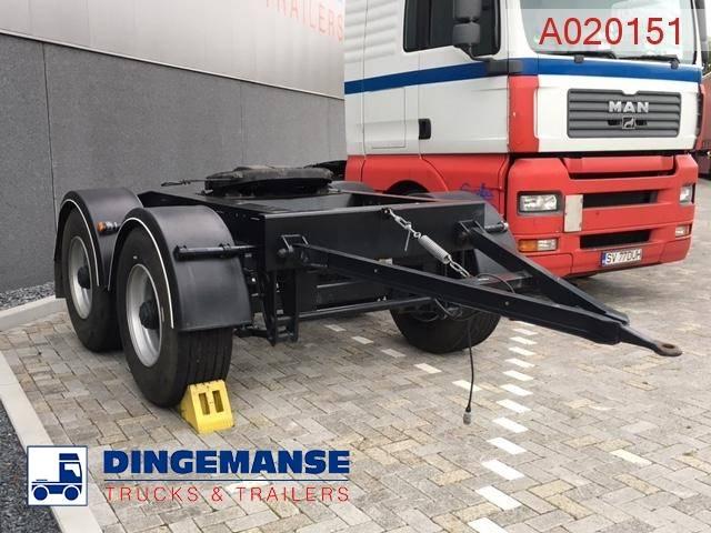 Dingemanse  2-axle Dolly