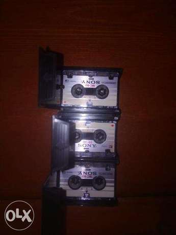 sony mc-60 micro cassettes for dictaphone 1 for 5$ 3 for 10$